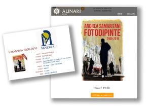 Libro Fotodipinte in vendita online da Alinari + Minerva